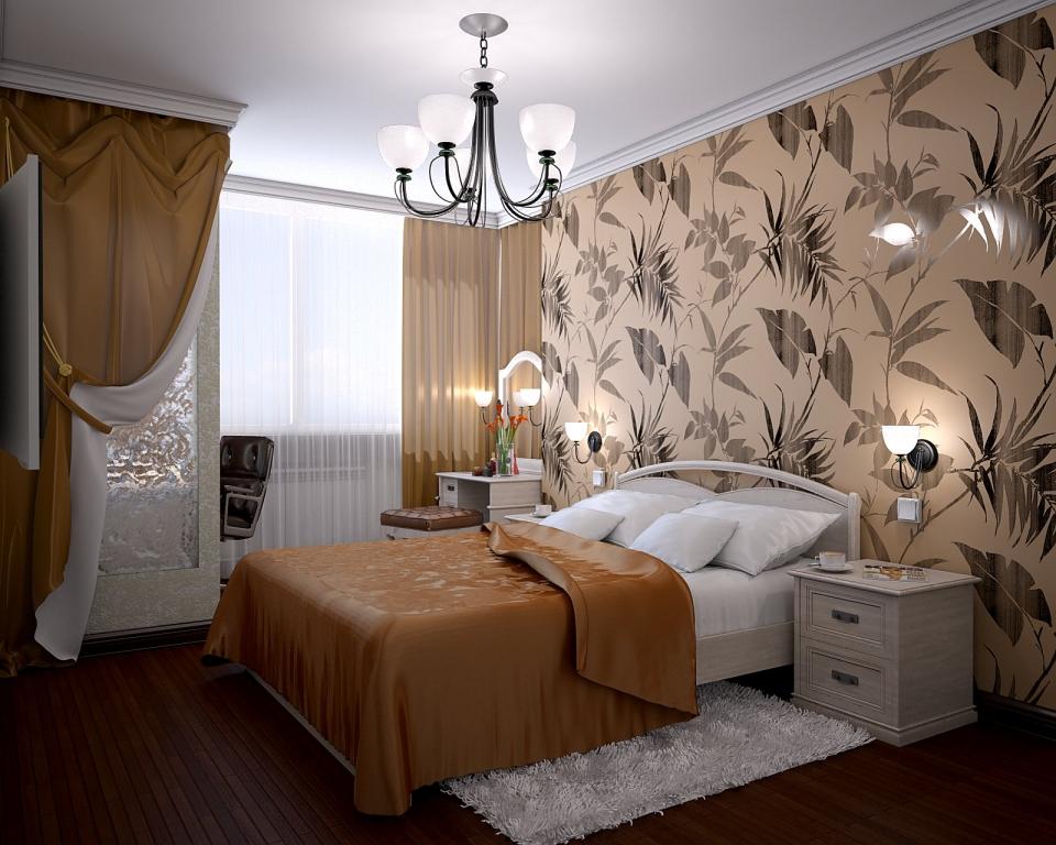 Дизайн интерьера обычной квартиры